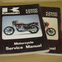 KZ1000/KZ1100 マニュアル