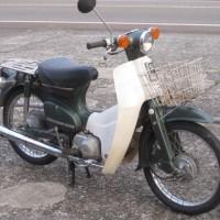 スーパーカブ50(6V)