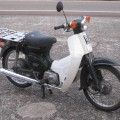 スーパーカブ50(12V)
