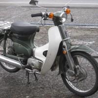 スーパーカブC50DX