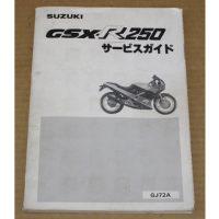 GSX-R250 マニュアル