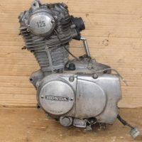 CB125JX エンジン
