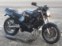 【売約済み】カワサキ FX400Rが入荷しました。