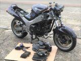 【売約済み】カワサキ ZZR1100が入荷しました。