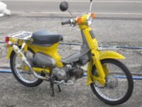 ホンダ スーパーカブ50 (現状販売車)