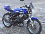 ヤマハ RZ50が入荷しました。